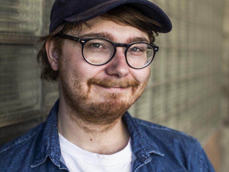 Slam Poet aus Krefeld